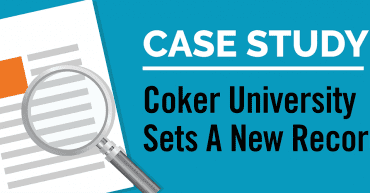Coker University Sets a New Record